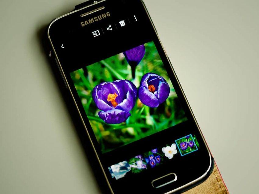 érintőképernyős telefonok