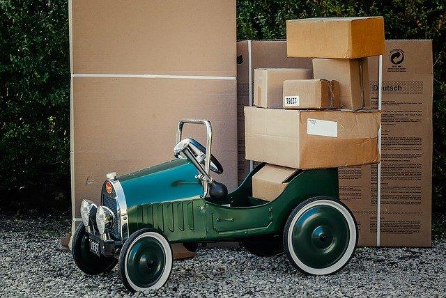 költöztetés csomagolással
