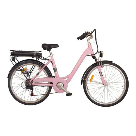 női túra bicikli