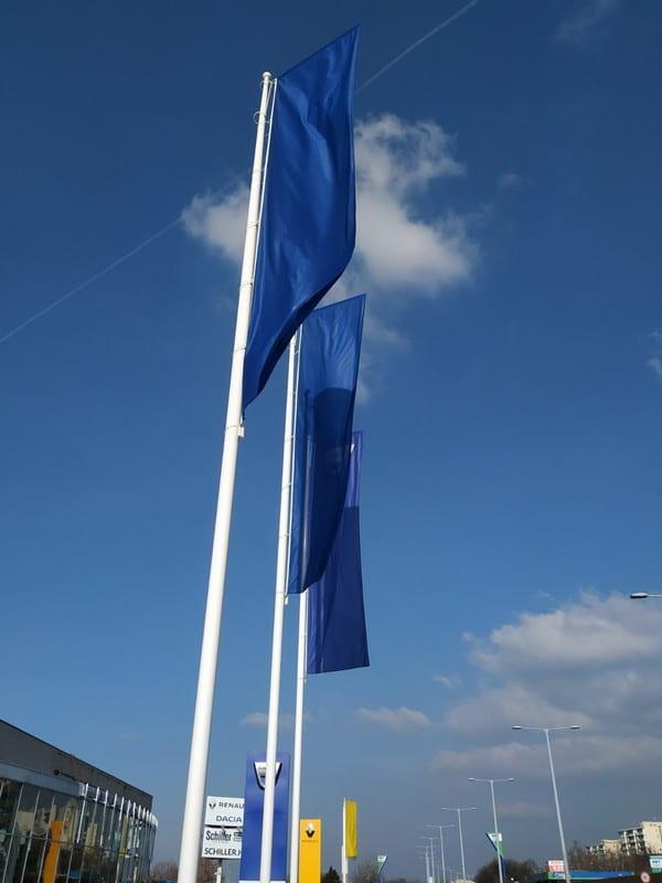 zászló rúd